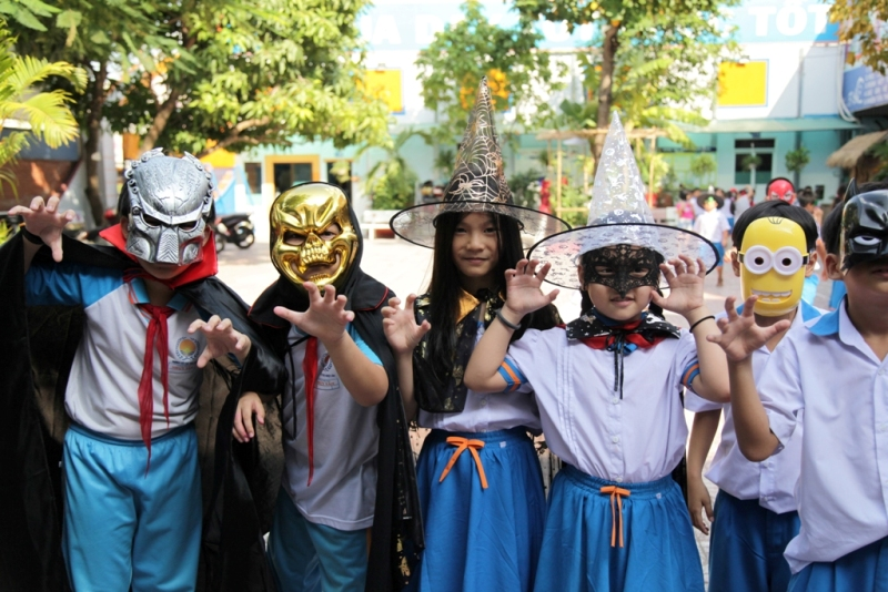 halloween nhut tan school  (11)