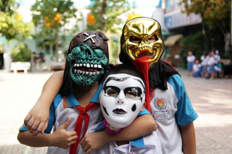halloween nhut tan school  (12)