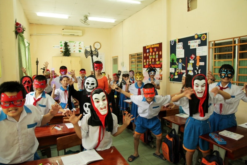 halloween nhut tan school  (5)
