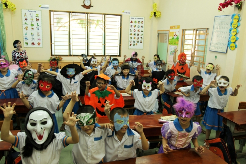 halloween nhut tan school  (6)